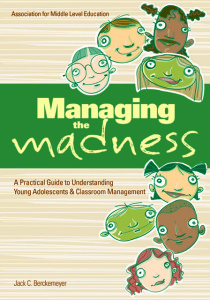 Front Cover ManagingMadness